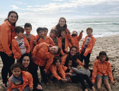 Primera Excursió de Castors i Llúdrigues