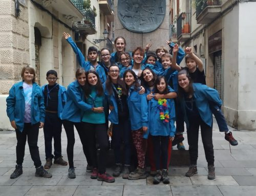 Primera Excursió de les Ranaies a… Torrelles!