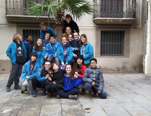 Segona excursió de les Ranaies a… Pineda de Mar!
